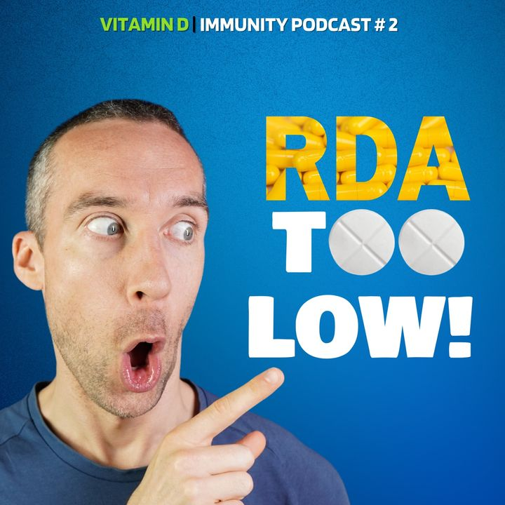 Your Daily Vitamin D Recommendations Are Too Low