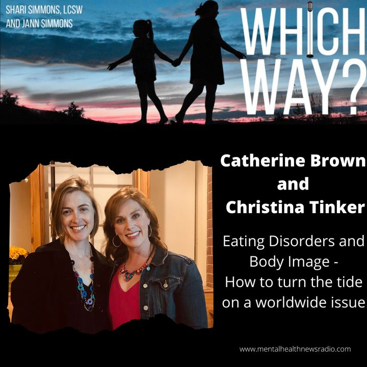 Eating Disorders and Body Image - How to help turn the tide on a worldwide issue