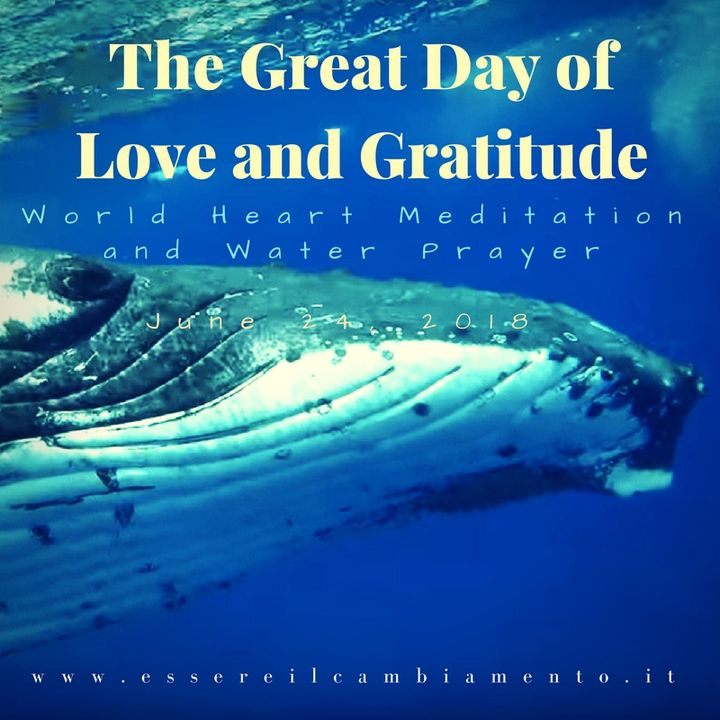 The Great Day of Love and Gratitude