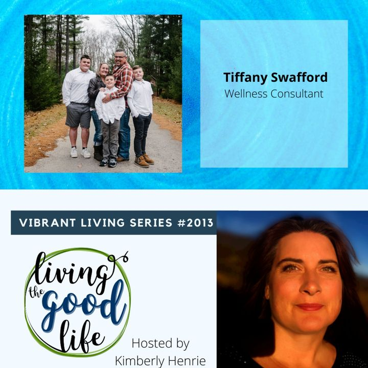 LTGL2013- The Vibrant Living Series - Tiffany Swafford - Change Your Environment, Change Your Health