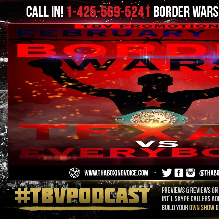"☎️Border Wars 7 Texas 🌵Collin Ducking🦆Jordan Pulls Out😱Jose ""El Loco"" vs Anthony Edwards 💣Off"