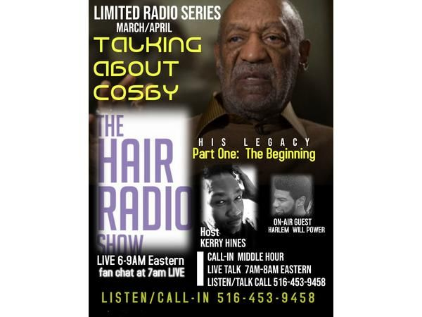 The Hair Radio Morning Show LIVE #538  Tuesday, March 16th, 2021