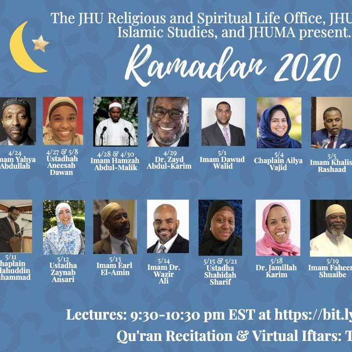 Ramadan with JHUMA - Khadijah Siddeeq Muhammad - Mohammed The Prophet, Al-Ameen - 05-22-2020
