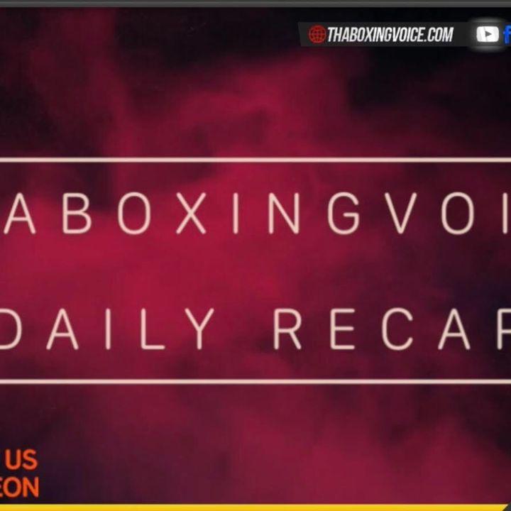 🚨TBV Daily Recap-Wilder/Fury 2 off, Shields vs Hammer, Eddie Hearn, Billy Joe, WBSS & More😱🙌🏿