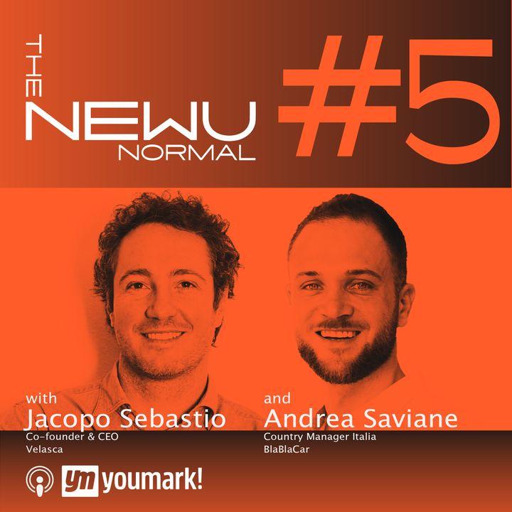 The NEWU Normal con Jacopo Sebastio e Andrea Saviane