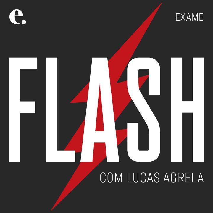 EXAME Flash 19/02   Estatais despencam na Bolsa, o balanço da Embraer e o pior momento da pandemia