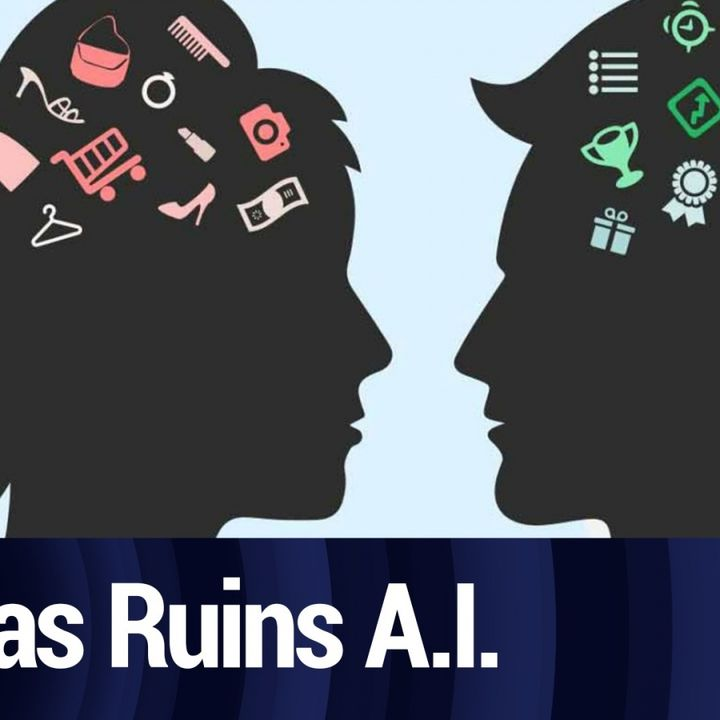 A.I. Is Infected With Human Bias   TWiT Bits