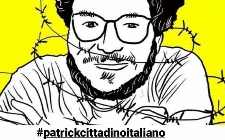 Cittadinanza italiana a Patrick Zaki
