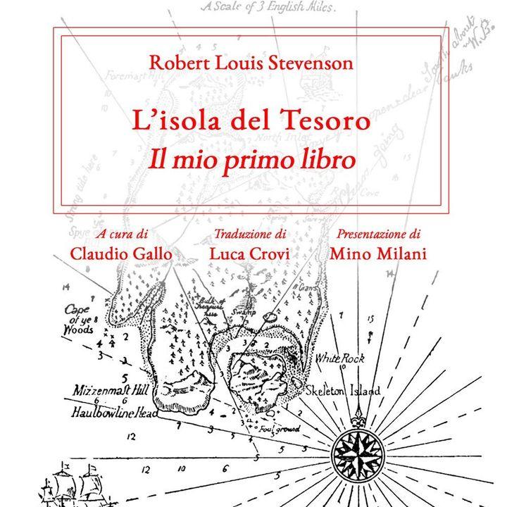 "Luca Crovi ""L'isola del Tesoro"" Robert Louis Stevenson"