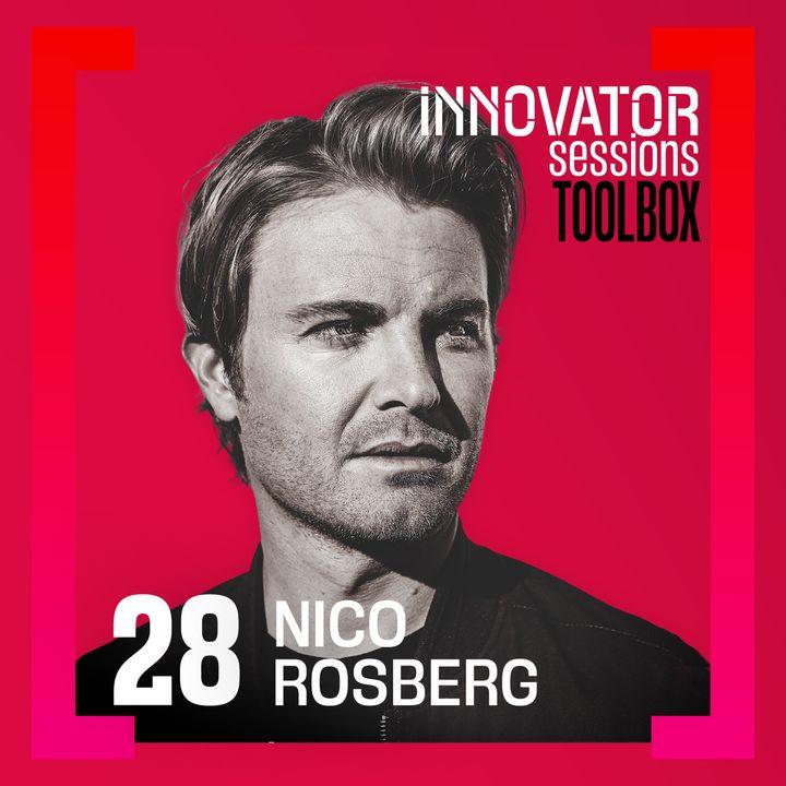 Toolbox: Nico Rosberg verrät seine wichtigsten Werkzeuge und Inspirationsquellen