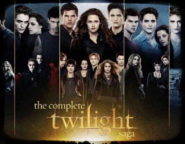 Long Road to Ruin: The Twilight Saga