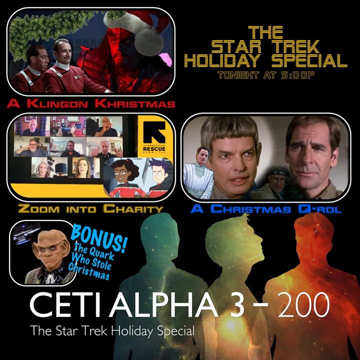 200 - The Star Trek Holiday Special