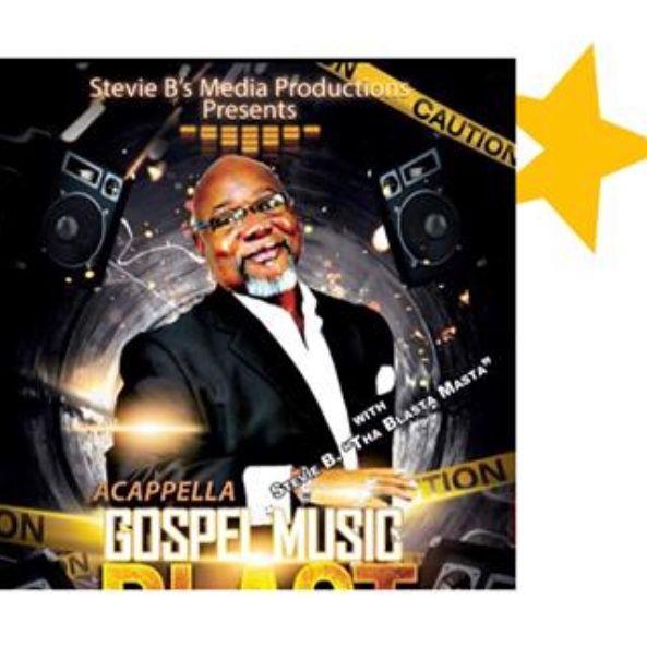 Stevie B. A Cappella Gospel Music Blast - (Episode 194)
