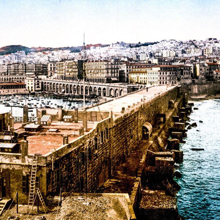 Algeri, la città dei pirati
