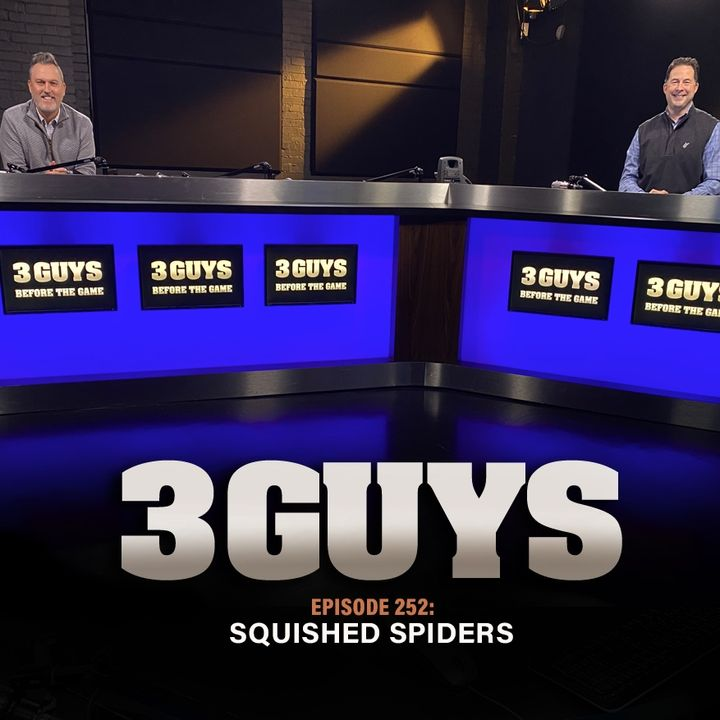 Squashed Spiders with Tony Caridi and Brad Howe
