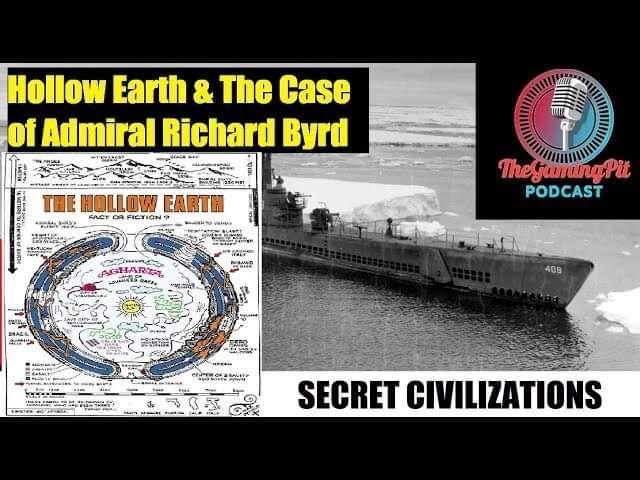 #026 - Operation Highjump, Antarctica, Hollow Earth, Ortsac