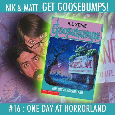 #16: One Day at HorrorLand