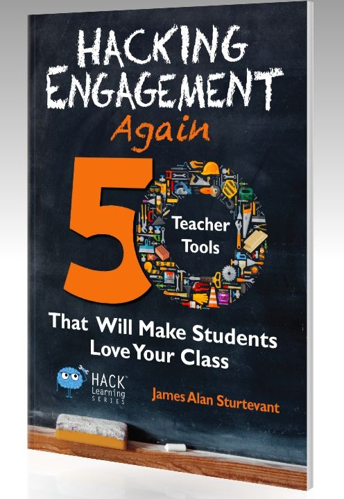 94: Better presenting for teachers and students with James Sturtevant