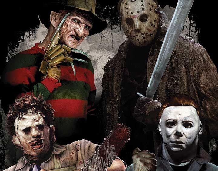 Horror Villains! A Fantasy Draft