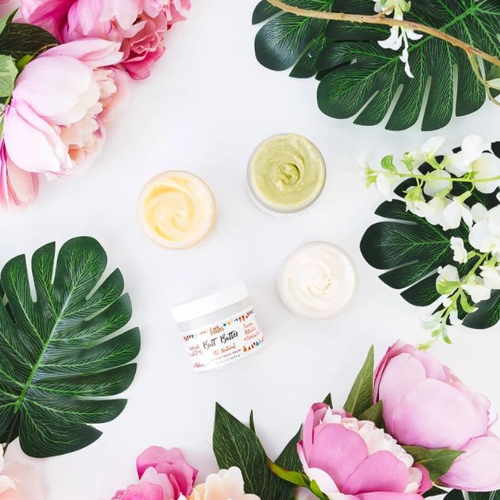 Nourish Baby with Littles Skin Care