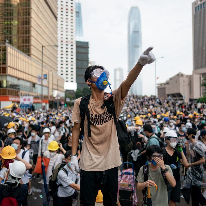 """SPECIALE ELIKYA """"Hong Kong in ebollizione"""" - Testimonianza di Padre Gianni Criveller del PIME - venerdì 29 maggio 2020"""