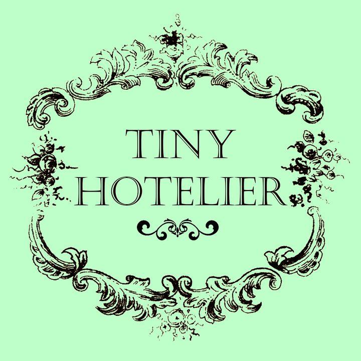 The Tiny Hotelier
