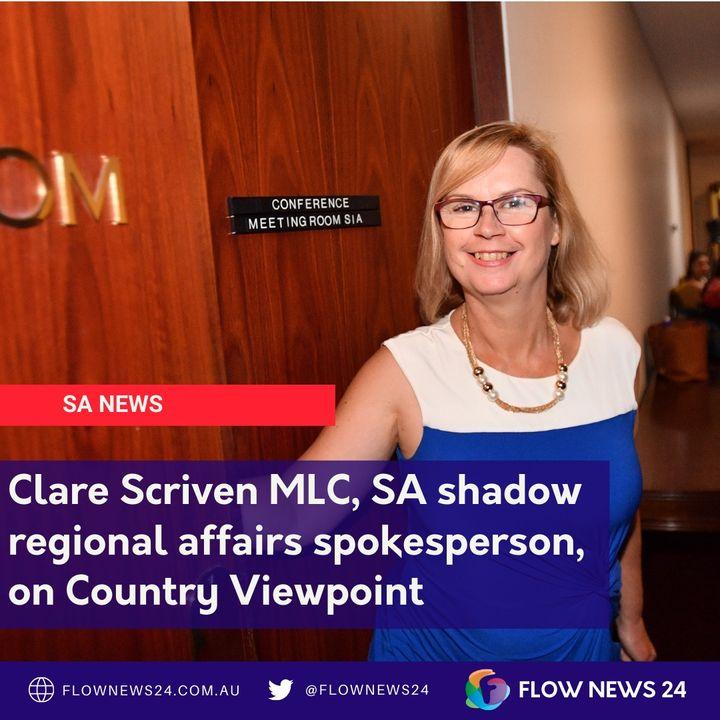 Clare Scriven MLC, SA shadow regional affairs spokesperson on health, abortion