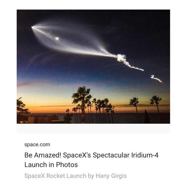 SpaceX y la guerra de los mundos