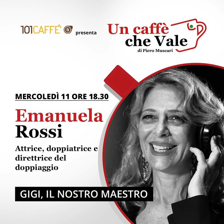 Emanuela Rossi: Gigi, il nostro maestro