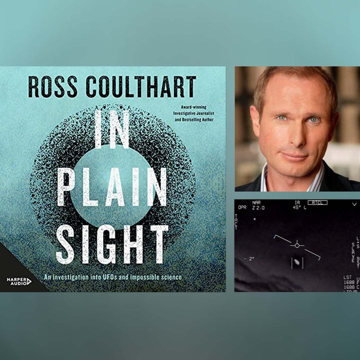 Investigative Journalist Ross Coulthart