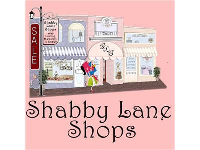 Shabby Lane Shops with LooLoos Box and her beautiful spiders
