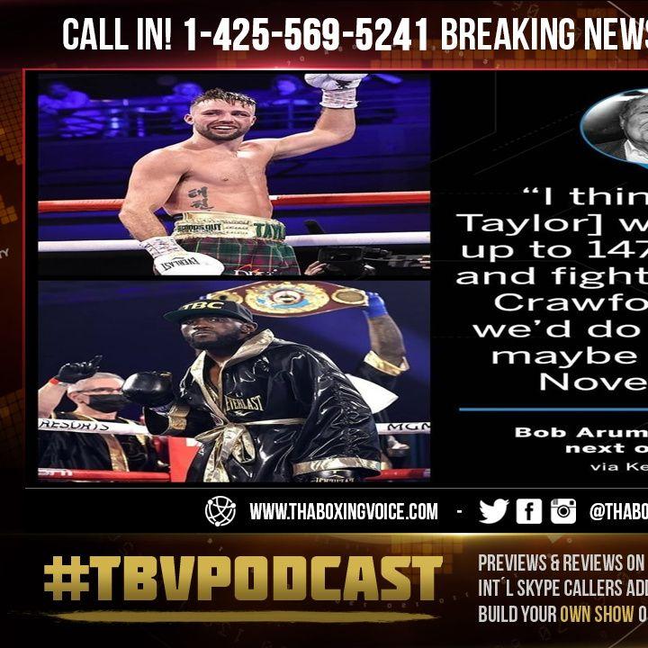 ☎️Josh Taylor Undisputed After Dominating Ramirez😱Terence Crawford NEXT October or November❗️