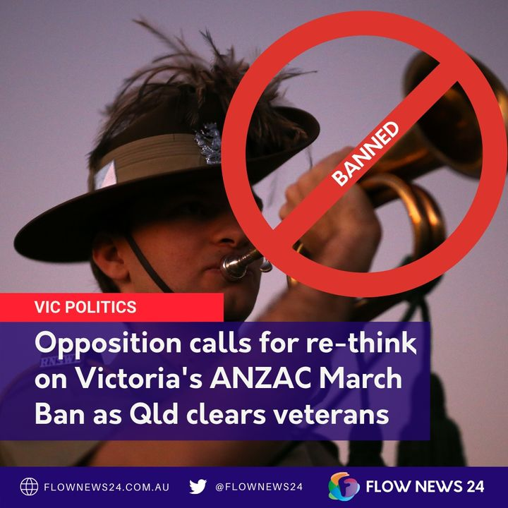 Should Victoria put the ANZAC Day March back on?