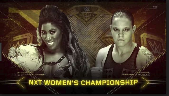 New Orleans NXT Takeover 2018