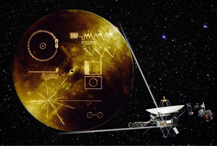 Twin Voyager Probes