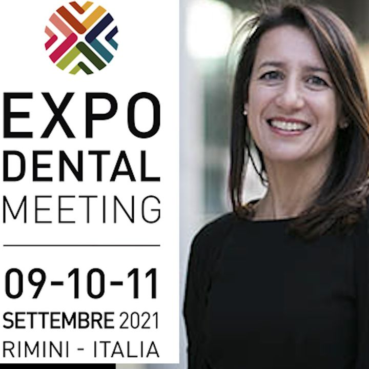 DentalPodcast.it - Linda Sanin presenta Expodental Meeting 2021