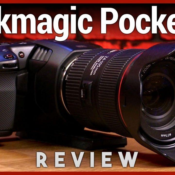 Blackmagic Pocket Cinema Camera 6K Review