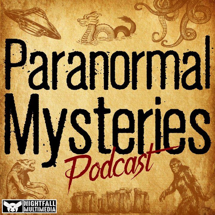 #161 | Pendulums, Shadow People & Exorcism