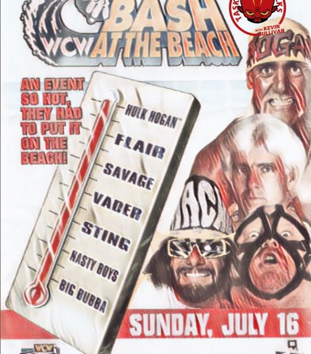 Episode 57 - WCW Bash at the Beach 1995