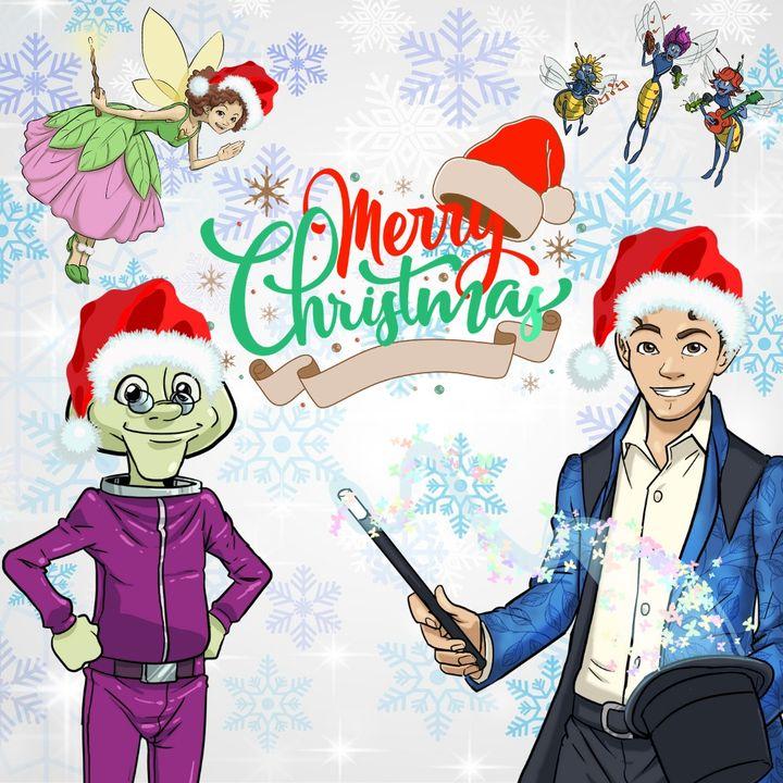 Filastrocca del Saggio Alieno - La Mattina Di Natale