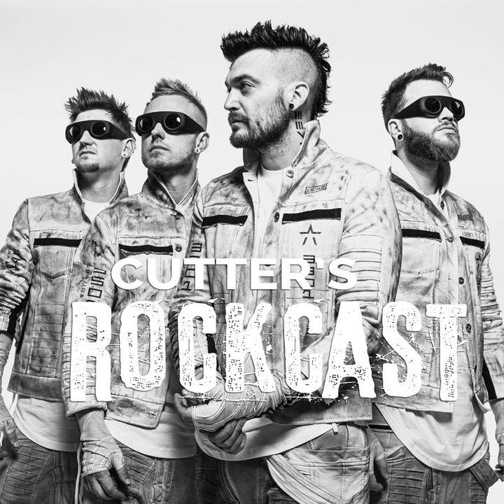 Rockcast 187 - Stock Watch with Dustin Bates of Starset