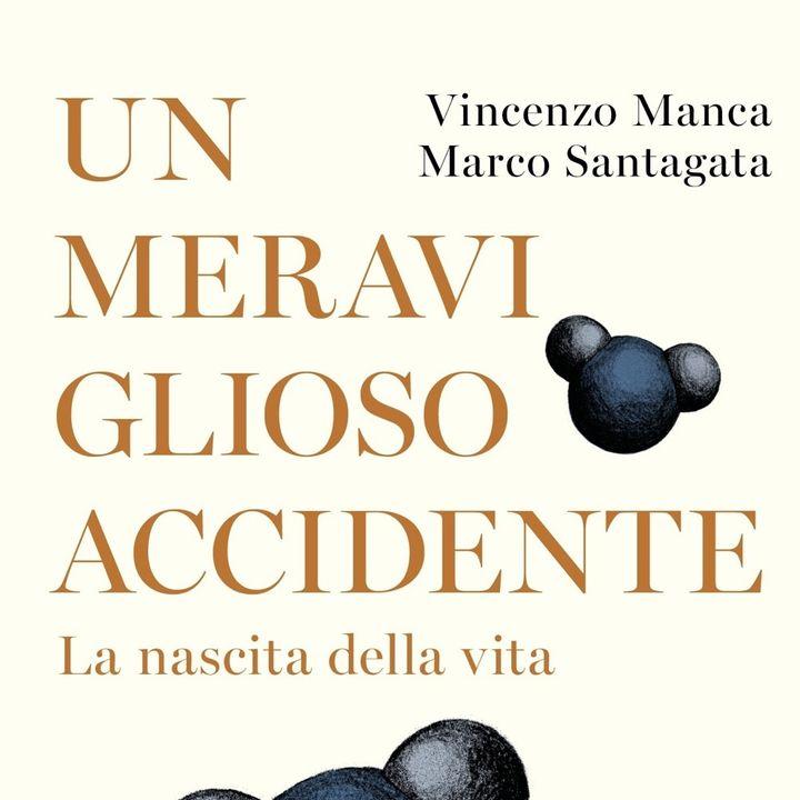 """Marco Santagata """"Un meraviglioso accidente"""""""