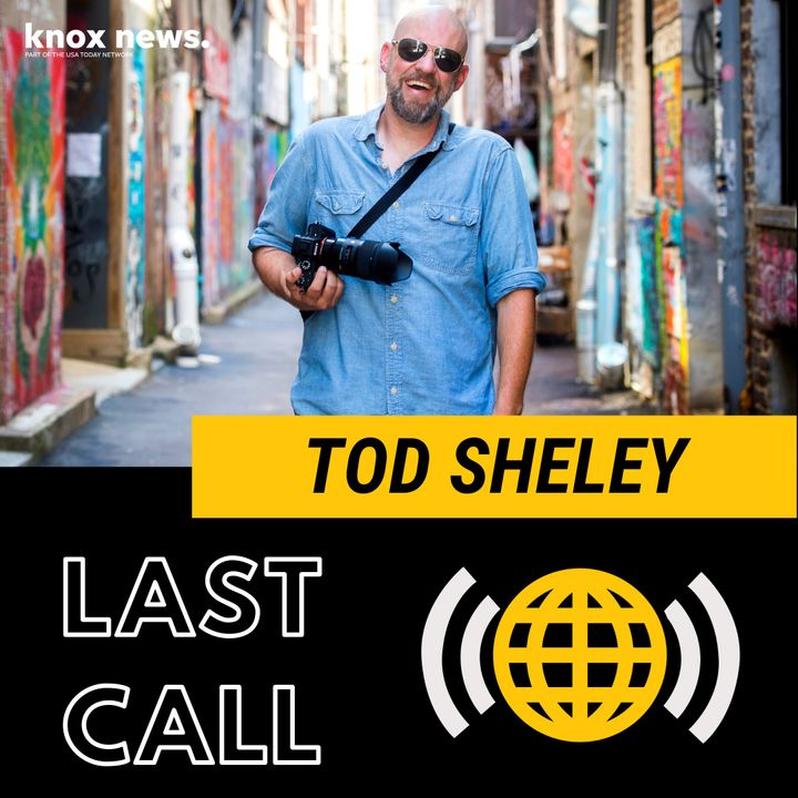 Last Call: Knoxville photographer Tod Sheley talks overcoming fear