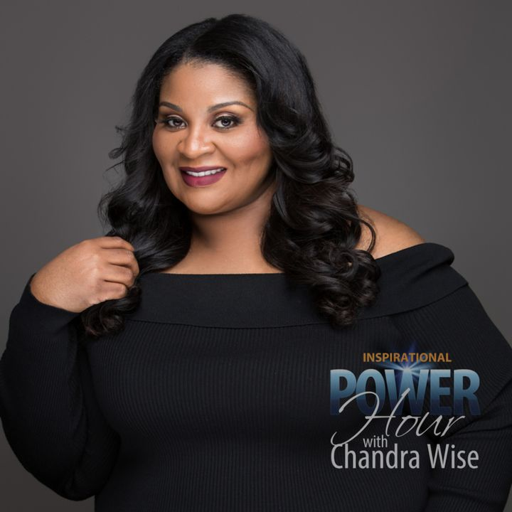 Inspirational Power Hour Podcast: Christina Bell talks about The Clark Sisters Biopic on Lifetime