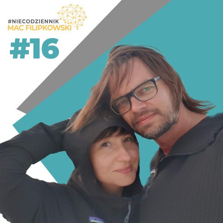#NIECODZIENNIK-jak wypoczywają założyciele Slowhopa-Ola i Marcin Szałek