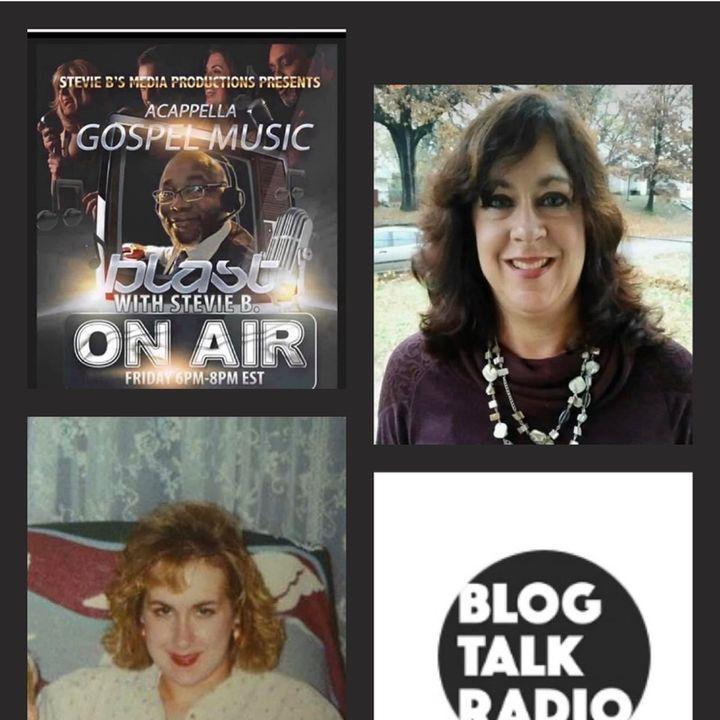 Stevie B. A Cappella Gospel Music Blast - (Episode 223)