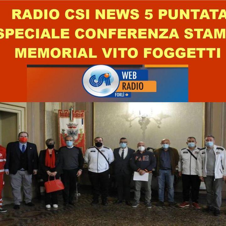 RadioCSI Forli' News 5 Puntata