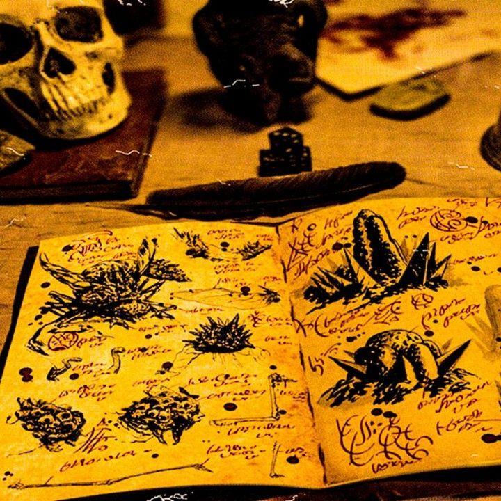 Il Necronomicon, il libro delle leggi dei morti