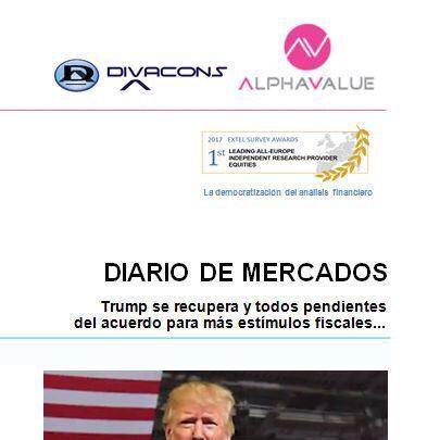 DIARIO DE MERCADOS Martes 6 Oct