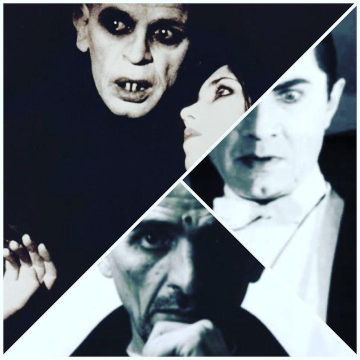 Vampiri: Nosferatu Man (Slint), Bela Lugosi's Dead (Bauhaus) & Giovanni Lindo Ferretti